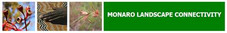 Monaro landscape connectivity